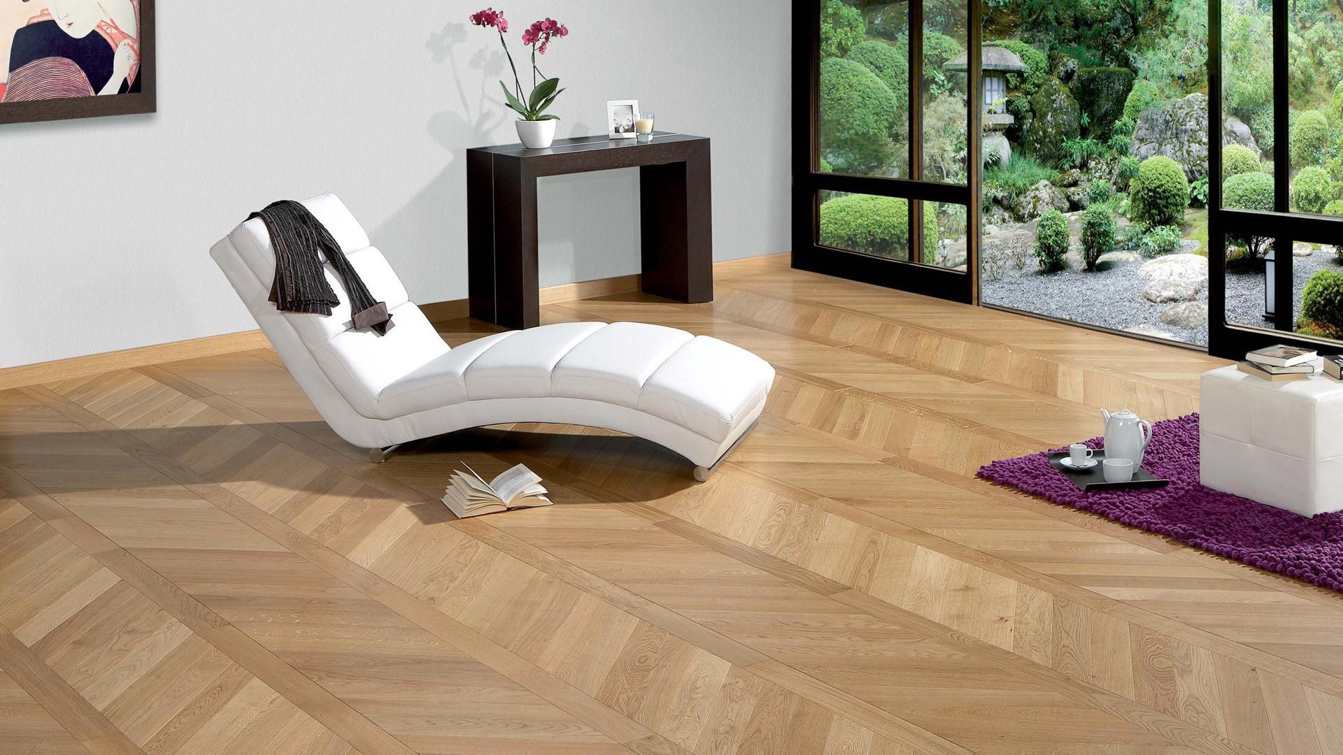 Parket laminaat en houten vloeren